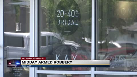 Police investigating robbery at Kay Jewelers