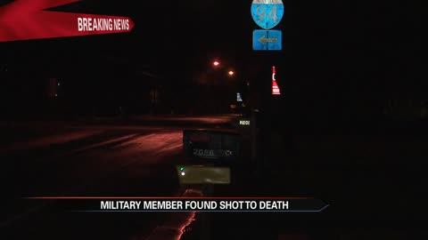 Police: military member home for the holidays shot and killed in Berrien County