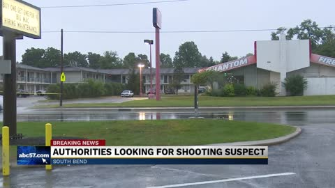 Police searching for possible shooting suspect after woman found...