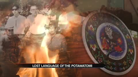 Potawatomi tribe working to save endangered language