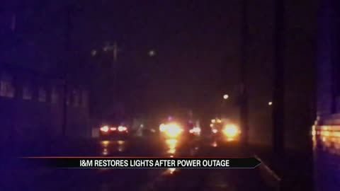 Power restored after South Bend accident takes out power pole