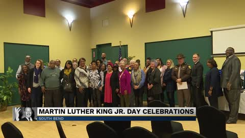 Preparations being made for Martin Luther King Jr. Day in South Bend