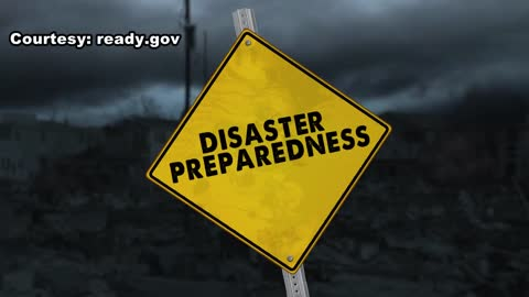 September is National Preparedness Month, tips to stay safe during an emergency