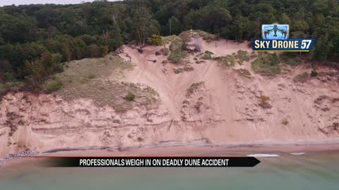 Professionals weigh in on deadly dune accident