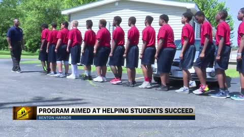 Program aimed at helping Benton Harbor students succeed