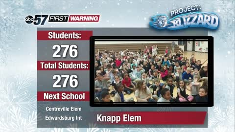 Project Blizzard: Knapp Elementary