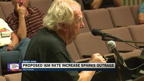 I&M customers speak out about proposed rate increase at public forum