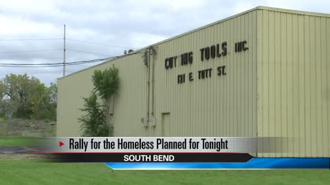 Homeless organization to rally for changes in South Bend on Monday