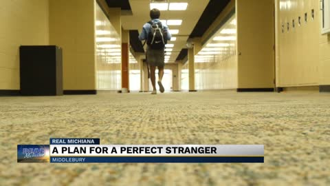 A plan for a perfect stranger