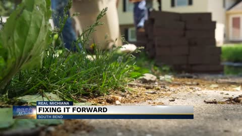 Real Michiana: Fixing it forward
