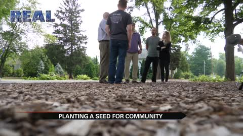Real Michiana: Planting a seed for change in their community