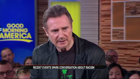 Neeson controversial comments spark conversations about racism