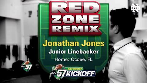 Redzone Remix: Linebacker Jonathan Jones