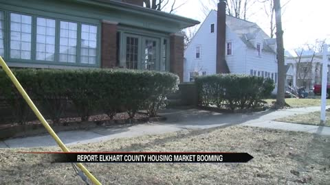 Report: Elkhart County in a seller's housing market