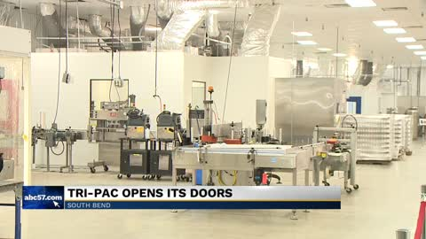 Ribbon cutting held for opening of Tri-Pac facility