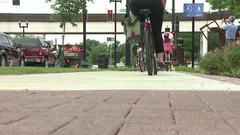 Walk and Ride Program promotes physical activity in downtown South Bend