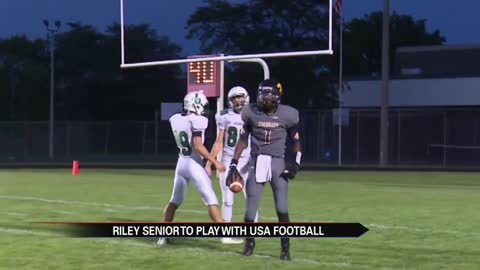 Riley senior Greer to play with USA Football