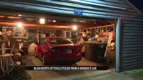 River Park neighbor loses thousands in styling tools in reported car break-in