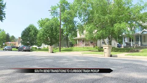 Curbside trash pickup begins in River Park neighborhood
