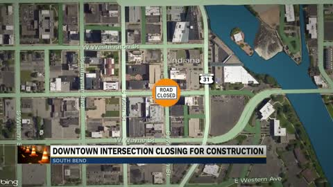 Road closure to take effect for Michigan Street Improvement...