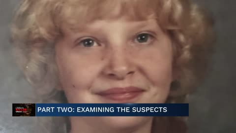 Looking For Linda's Killer: Two suspects (Part 2)