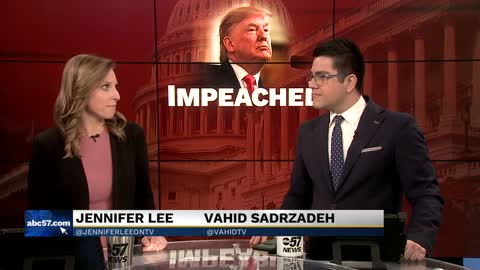 Rules set for Trump Impeachment Trial