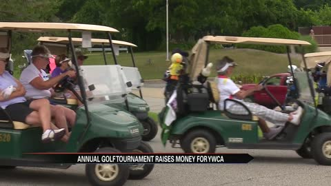 """Run, Jane, Run"" golf tournament teed off on Monday"