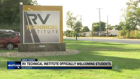 RV Technical Institute in Elkhart celebrates grand opening