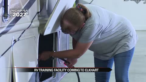 RV training facility coming to Elkhart