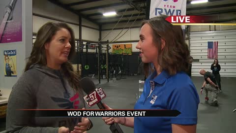 Nonprofit hosts CrossFit session for Veterans Day