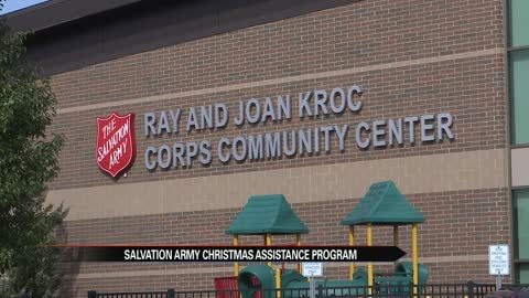 Salvation Army to begin registration for Christmas Assistance program