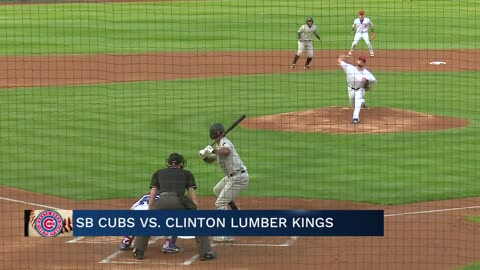 South Bend Cubs win championship series opener