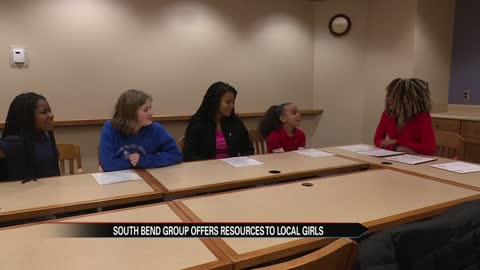 Local girls group talks teen dating violence in South Bend