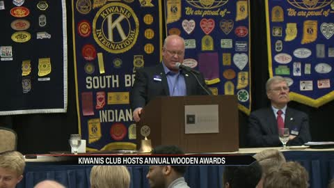 South Bend student athletes recognized with legendary awards