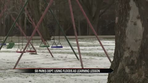 South Bend parks learning from historic floods