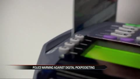 South Bend police warn of digital pickpocketing