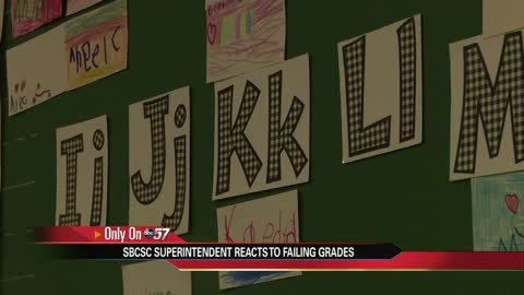 Superintendent speaks out about poor grades in South Bend schools