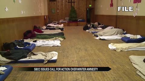 South Bend Common Council presents weather amnesty resolution, emergency shelter delay continues