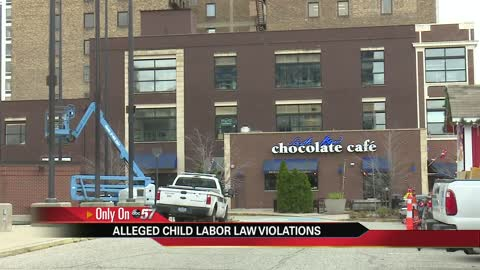Mom accuses South Bend Chocolate Cafe of child labor violations