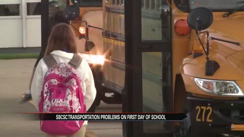 SBCSC parents frustrated with continued busing problems