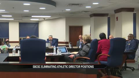 SBCSC eliminating athletic director positions at the city's four public high schools