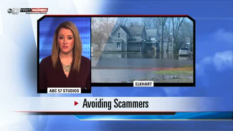 City of Elkhart warns home and business owners of post-flood scammers