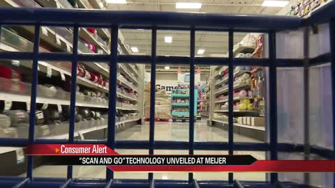 New Shop & Scan technology brings more shopping options to Michiana