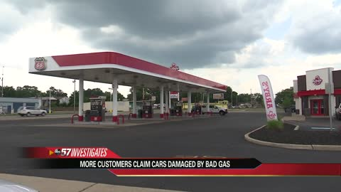 Second local gas station found to be pumping out bad fuel