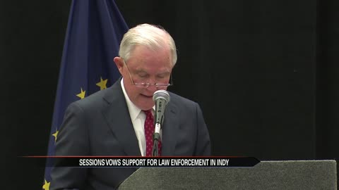 sessions backs indiana law enforcement