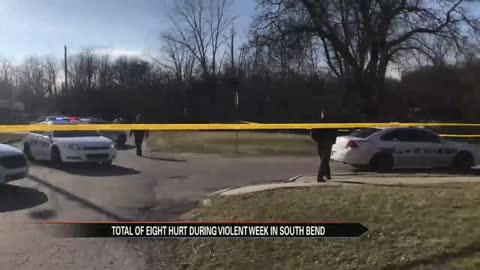 Shooting in South Bend adds to recent uptick of gun violence