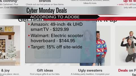Staying safe and shopping smart this Cyber Monday