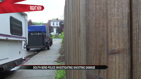 South Bend investigating shooting damage