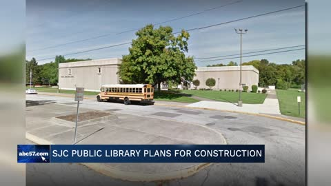 SJCPL announces main library to move to Brown Intermediate Center...