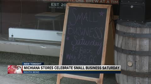 Small Business Saturday supports local South Bend businesses